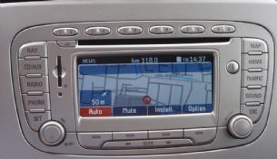 Latest 2019-20  Sat Nav SD Card Update Ford FX